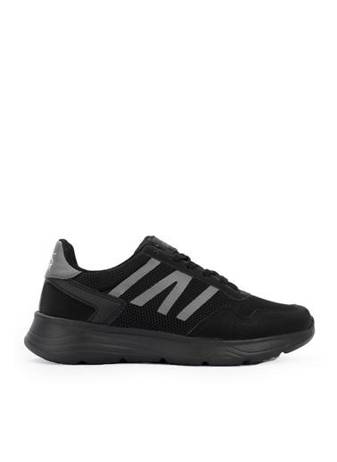 Slazenger Slazenger ICONA I Sneaker Kadın Ayakkabı  Siyah